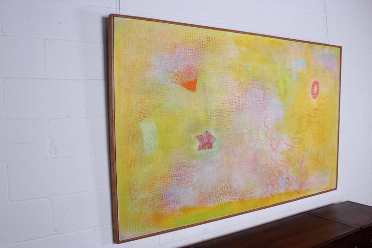 Robert Natkin Painting, Morning Smile, 1976 For Sale 6