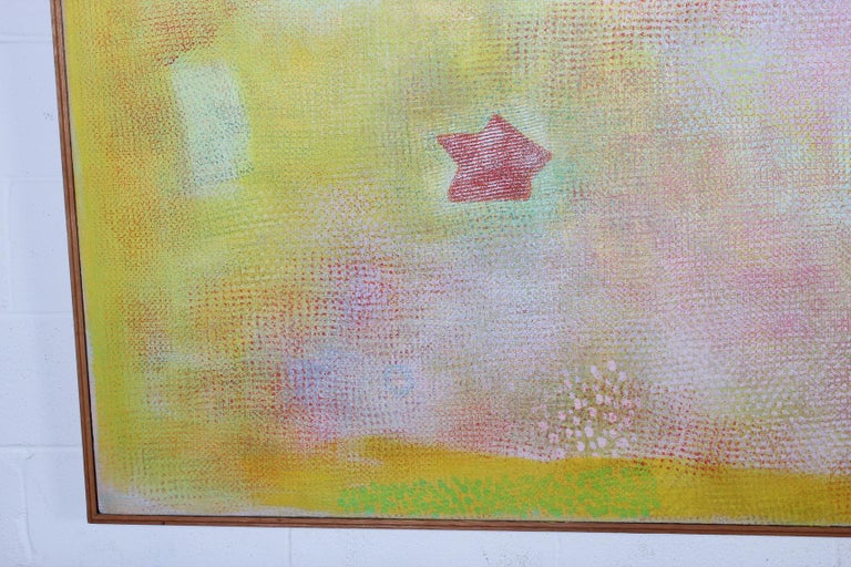 Robert Natkin Painting, Morning Smile, 1976 For Sale 1