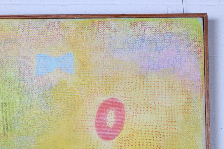 Robert Natkin Painting, Morning Smile, 1976 For Sale 2