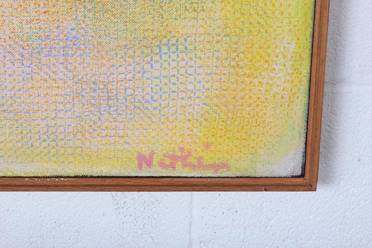 Robert Natkin Painting, Morning Smile, 1976 For Sale 4