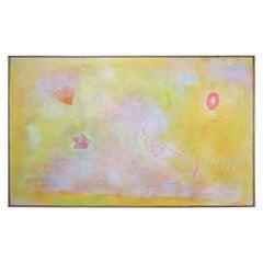 Robert Natkin Painting, Morning Smile, 1976