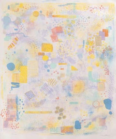 Robert Natkin Untitled Limited Edition Signed Abstract Print