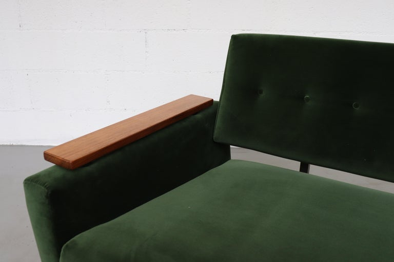 Robert Parry Attributed Mid-Century Sleeper Sofa For Sale 2