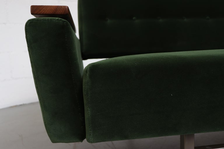 Robert Parry Attributed Mid-Century Sleeper Sofa For Sale 4