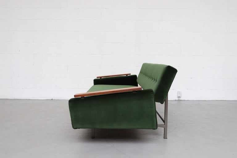 Enameled Robert Parry Attributed Mid-Century Sleeper Sofa For Sale