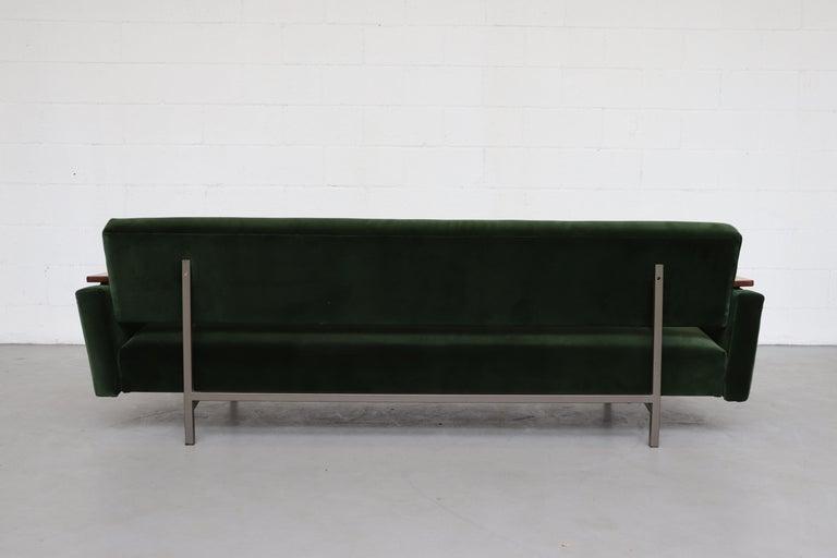 Mid-20th Century Robert Parry Attributed Mid-Century Sleeper Sofa For Sale