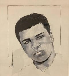 Cassius Clay aka Muhammad Ali