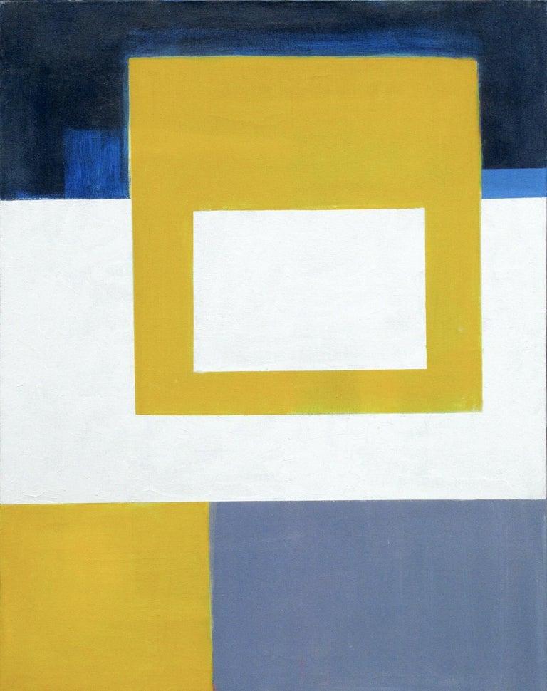 Robert Petrick Abstract Painting - SUNBLOC, #EastVillage #Abstract #Geometric