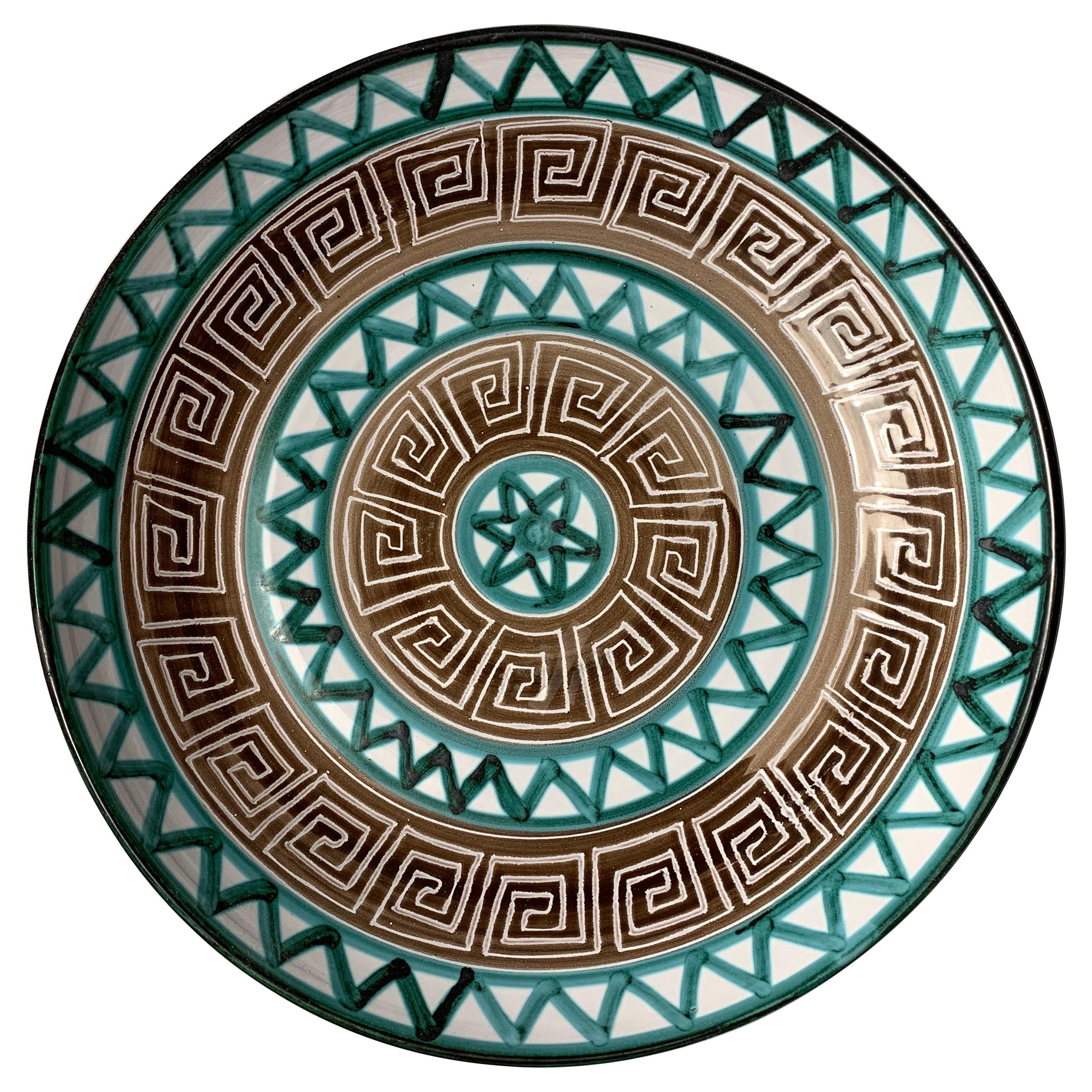 Robert Picault Large Centerpiece Bowl