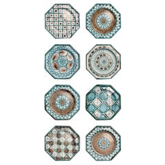 Robert Picault Octagon Plates