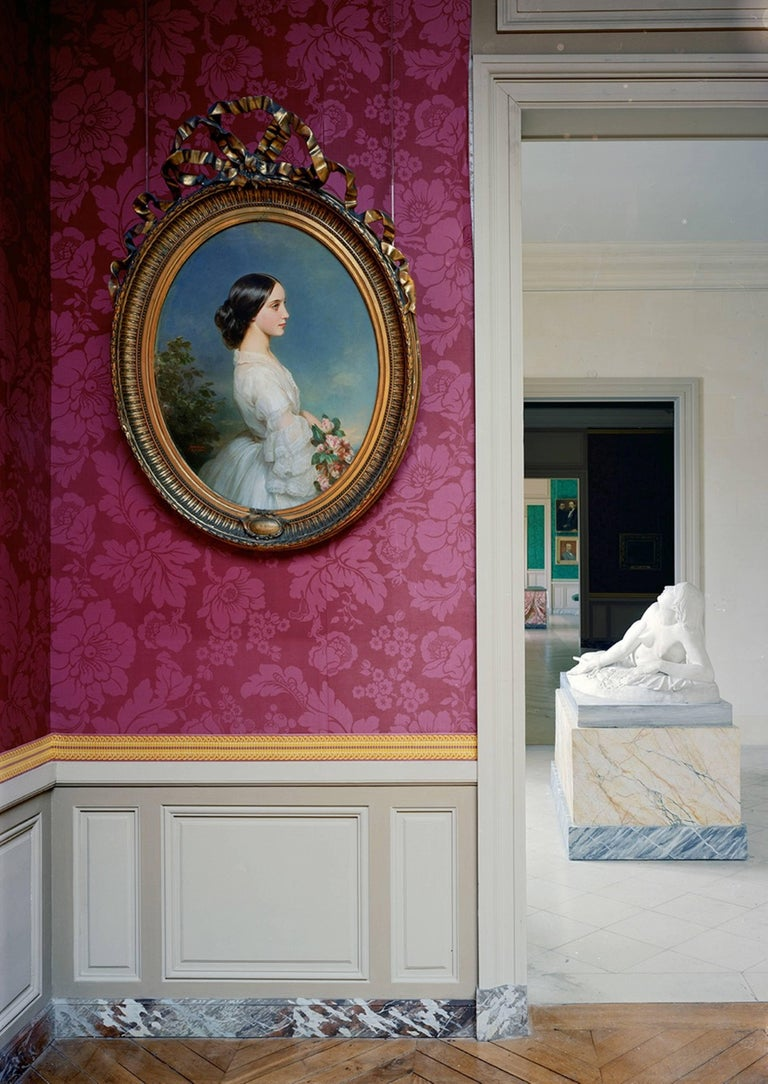 Carmen-Ida Aguado by Franz Xaver Winterhalter, France, Château de Versailles