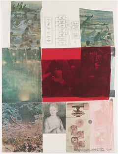 From the Seat of Authority, Robert Rauschenberg