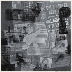 Robert Rauschenberg - Surface Series from Currents