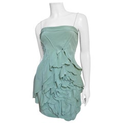 Robert Rodriguez Dress with Large Flower