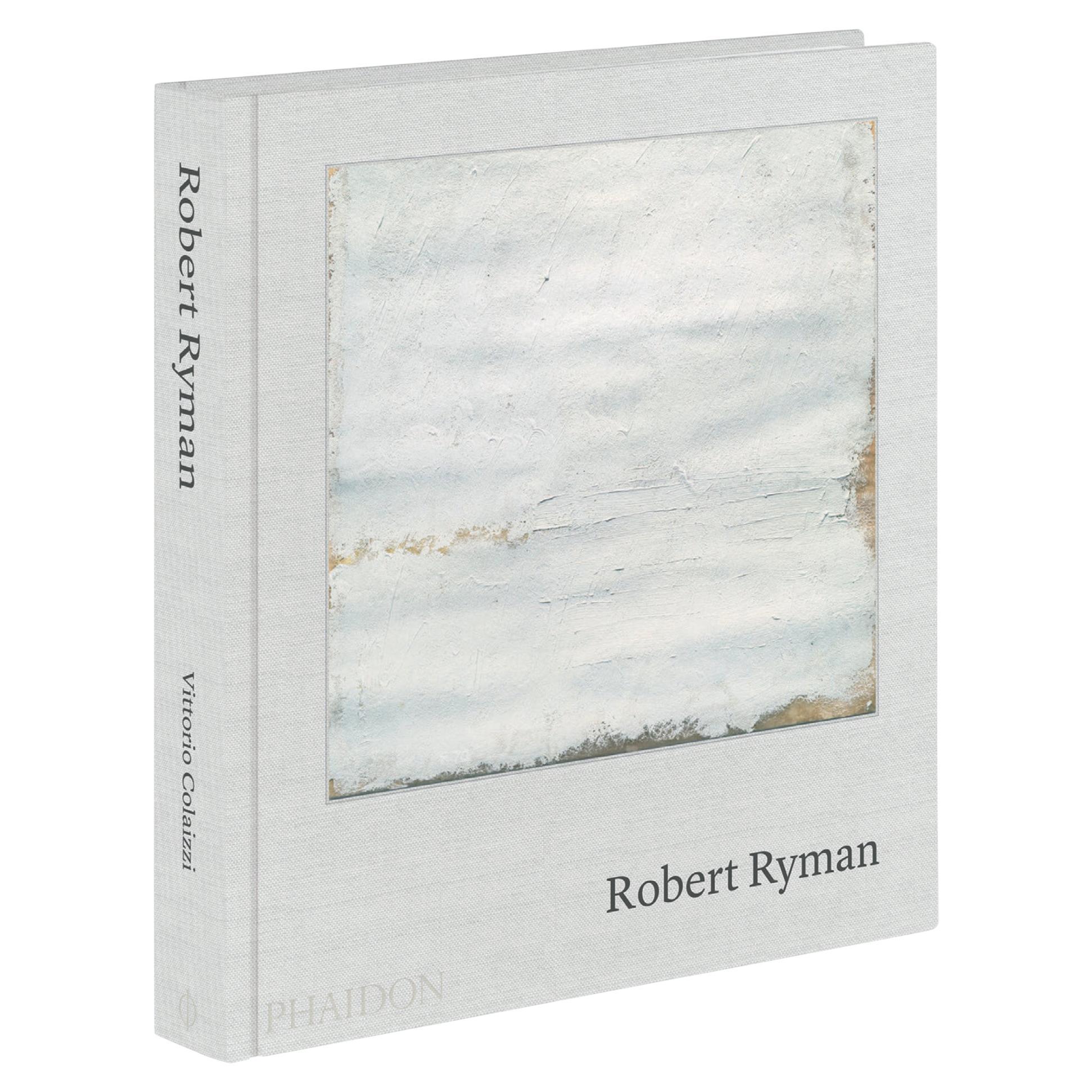 Robert Ryman monograph