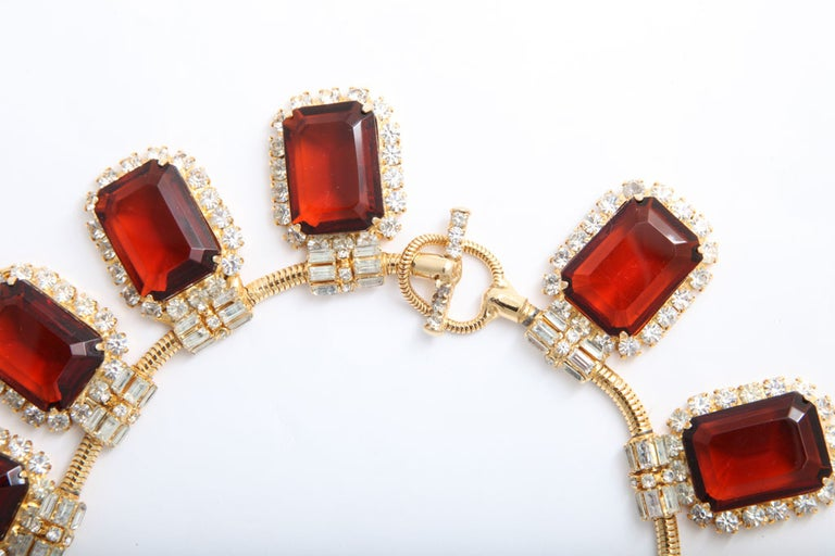 Robert Sorrell Vintage Necklace and earrings 1