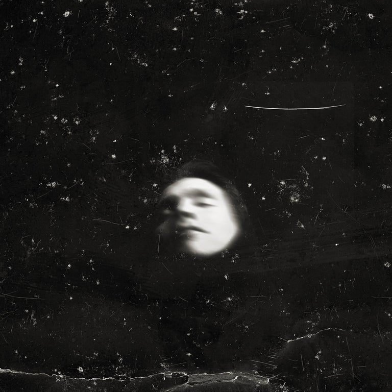 Robert Stivers Black and White Photograph - Head in the Stars
