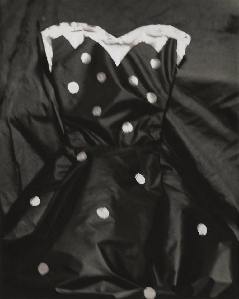 Robert Stivers Portrait Photograph - Paper Dress