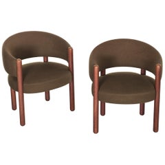 Robert & Trix Haussmann Visitor Chairs, 1960s
