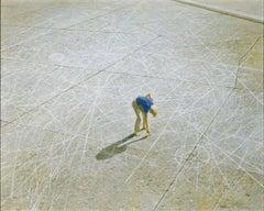 Boy with Chalk
