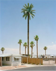 Mobile Home Park, Las Vegas, Nevada