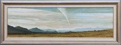 Impressionist Mountainous Landscape