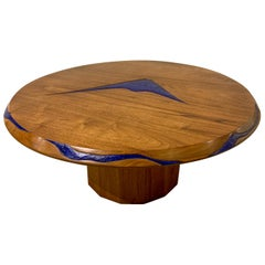 Robert Whitley American Craftsman 1990s Coffee Table