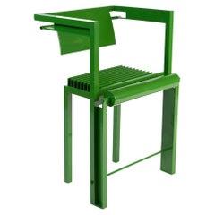 Robert Whitton Prototype Chair #2 in Green