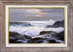 Laguna Surf Seascape by Robert W. Wood