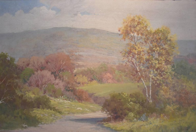 Robert Wood Estes Park Colorado Painting For Sale At