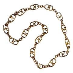 Roberta di Camerino 1970s Gold Chain Belt