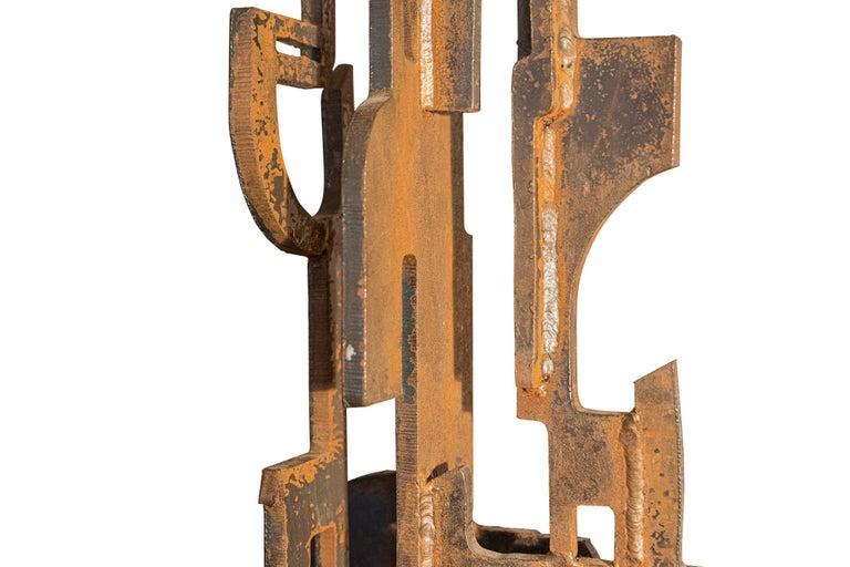 Roberto Aloi, Sculpture, Metal, circa 1965, Italy For Sale 2