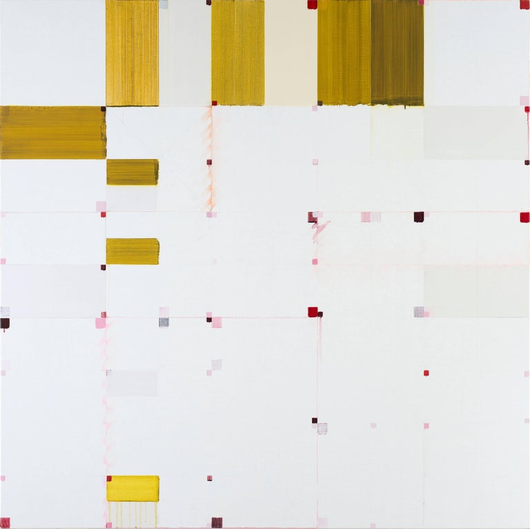 Roberto Caracciolo Abstract Painting - Hold to let go (22)