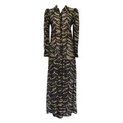 Roberto Cavalli Evening Dress S