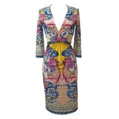 Roberto Cavalli Fancy Dress IT 40