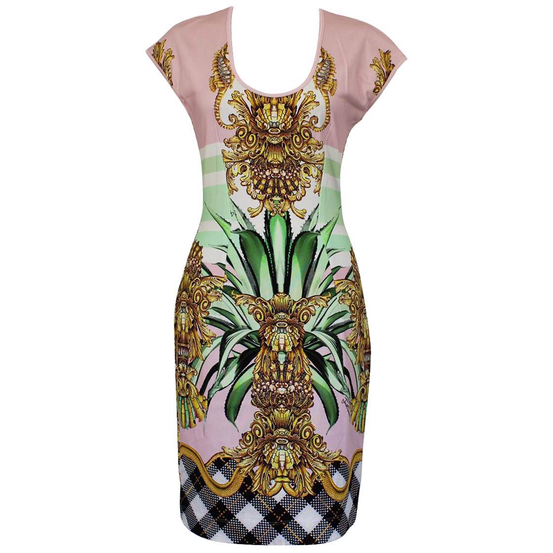 Roberto Cavalli Fancy Dress M