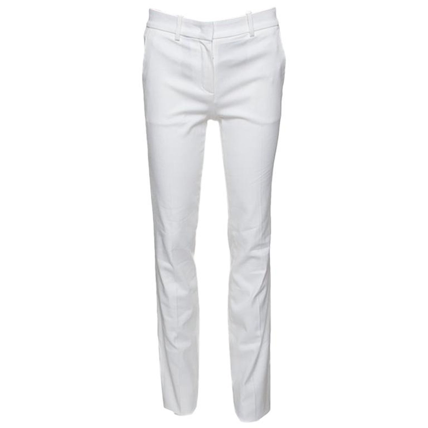 454144ed High Waisted Fitted Dress Pants