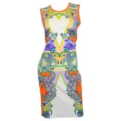 Roberto Cavalli Printed Day Dress