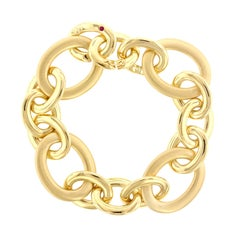 Roberto Coin 18 Karat Yellow Gold Bracelet