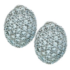 Roberto Coin Bombe Diamond Earrings