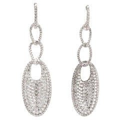 Roberto Coin Diamond Drop Earrings