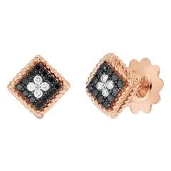 Roberto coin Palazzo Ducale Diamond Stud Earring 7772875AXERX