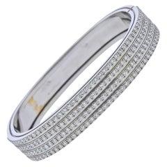 Roberto Coin Portofino Diamond Gold Bracelet