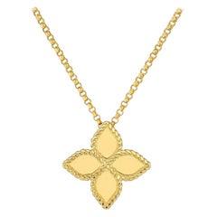 Roberto Coin Princess Flower Medium Pendent 7771368AYCH0