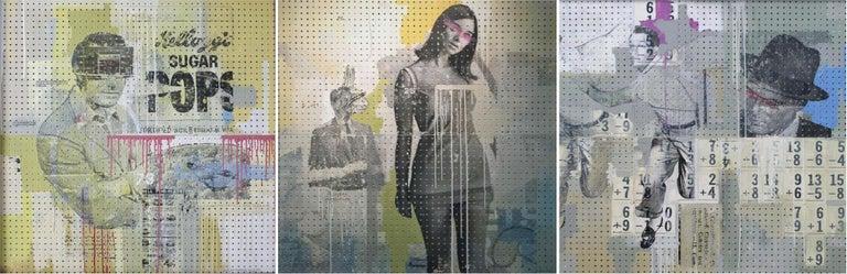 Triptych II - Art by Roberto Fonfria