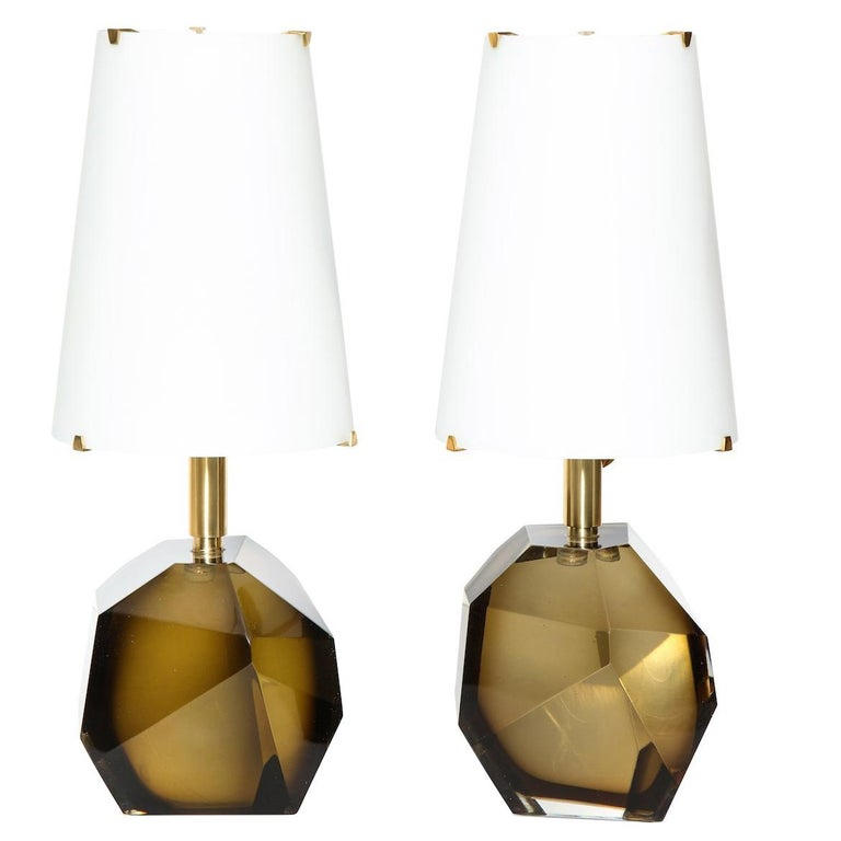 Roberto Giulio Rida Table Lamps For Sale