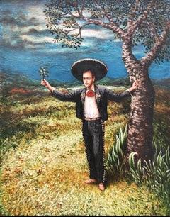 Mexican Contemporary Artist Roberto Márquez - El Charrito