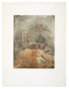 Surrealist Abstract Prints