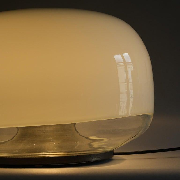 Roberto Pamio, Medusa, Table lamp, Leucos, Italy, 1970s For Sale 3