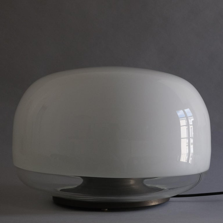 Modern Roberto Pamio, Medusa, Table lamp, Leucos, Italy, 1970s For Sale